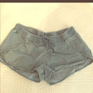 Fabletics Chambray shorts